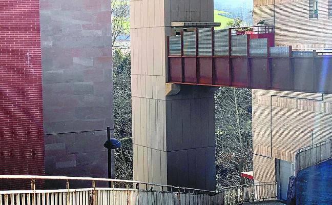 Mejoras en la trama urbana de Ezkiaga