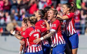 El Atlético de Madrid espera en la final