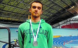 Jon Ander Esteban, bronce en el Campeonato de Euskadi