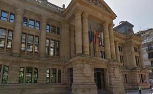 Un condenado por una agresión sexual en Donostia pide que se repita el juicio