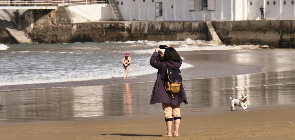 Disfrutar de la playa en pleno invierno