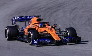 McLaren y Sainz espantan los fantasmas