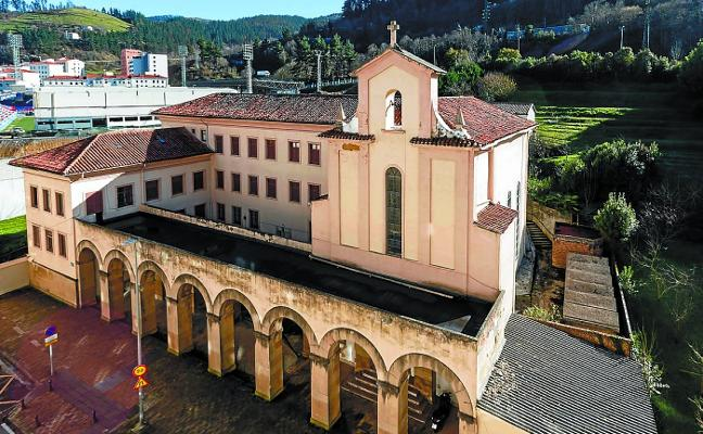 La Diputación apoyará la reforma de las instalaciones deportivas de Eibar