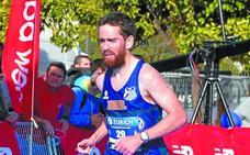 Sekulako marka egin zuen Eneko Agirrezabalek Sevillako maratoian