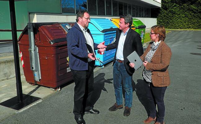 La comarca alcanza en 2018 el objetivo de reciclaje que Europa marcó para 2020