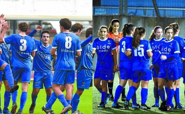 Paso firme de los equipos principales del Tolosa CF