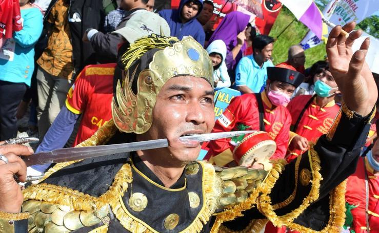 Cap Go Meh en Indonesia