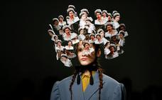 PushButton aporta espectáculo a la semana de la moda de Londres
