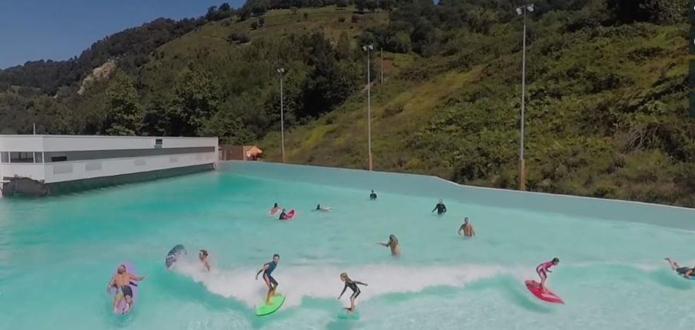 Acuerdo entre la ingeniería guipuzcoana Wavegarden y Sener para expandir por todo el mundo la construcción de lagunas de surf