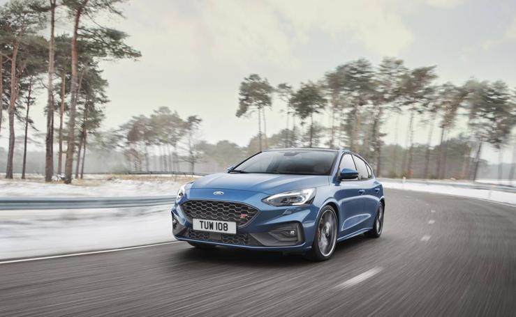 El potente Ford Focus ST, a la venta este verano