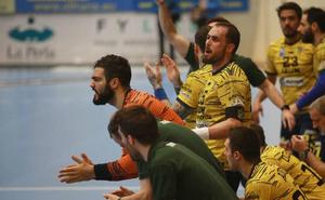 El Bidasoa sigue segundo tras la derrota del Granollers
