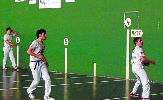 El sábado se juegan las finales del XVII campeonato Malerreka