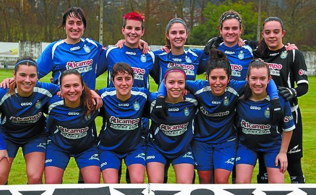 OKEko Erregional taldeak 0-1 galdu du Bergararen aurka