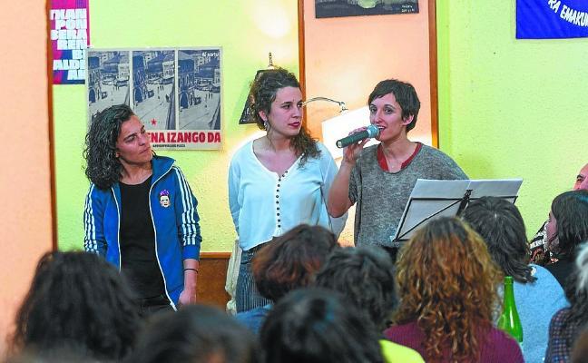 'BERTSO-AFARIA' CON LLENO EN LA SOCIEDAD XIRIMIRI