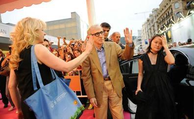 Woody Allen acelera las gestiones para realizar en Donostia su nueva película