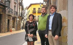 Alberto Alonso encabeza la lista del PSE-EE en las municipales de mayo