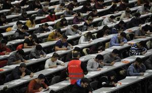 OPE de la Ertzaintza: 4.350 personas par 500 plazas