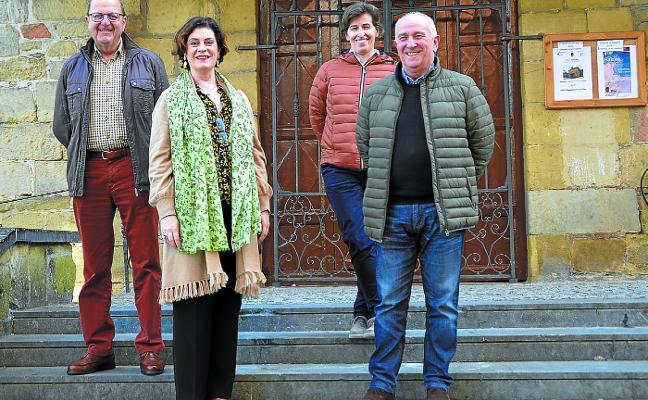 La soprano Itziar Martinez traerá aires nórdicos a la ermita el domingo