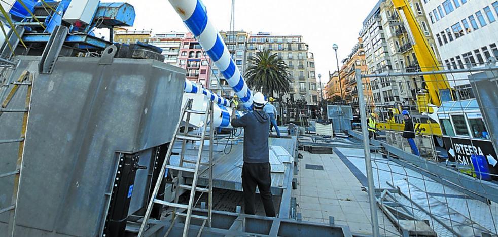 El Ayuntamiento niega tener responsabilidad sobre las irregularidades en la noria