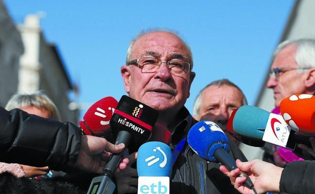 Los jubilados vascos llevan al Congreso sus reivindicaciones sobre las pensiones
