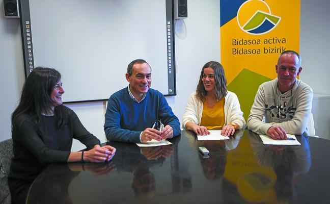 Bidasoa activa convoca nuevas becas para emprendedores