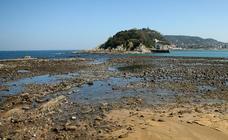 Mareas vivas en Ondarreta