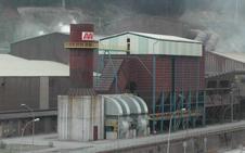 LAB exige la creación de una mesa de negociación propia en Euskadi para el convenio de ArcelorMittal