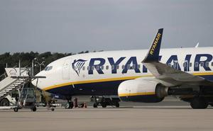 Ryanair planea cerrar rutas y bases en España por un crecimiento más bajo en 2019