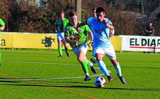 El Liga Vasca femenino de fútbol luchó, pero cayó ante el líder Tolosa