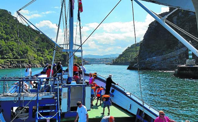 El 'Mater' participa en la semana de Euskadi sobre cambio climático