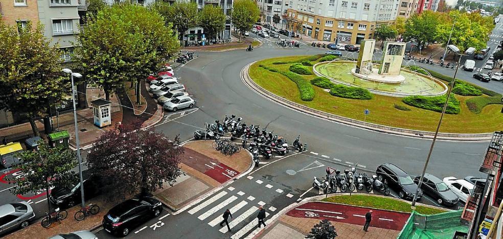 El plan de activación de Amara incide en mejorar los itinerarios peatonales y la accesibilidad