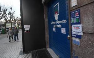 Vendido en San Sebastián el primer premio de la Lotería Nacional