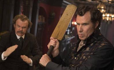'Holmes & Watson' recibe el Razzie a la peor película del año