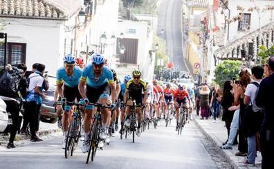 Izagirre, segundo en Andalucía tras su compañero Fuglsang