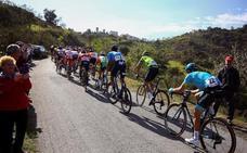 Ion Izagirre acaba segundo en Andalucía tras Fuglsang