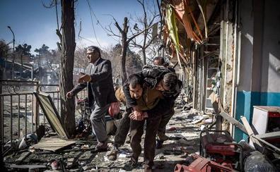 La víctimas civiles en Afganistán marcan un nuevo récord en 2018