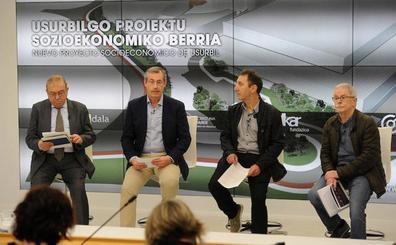 El polo económico e industrial de Usurbil dará empleo a 1.000 personas