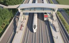 Astigarraga contará con una estación elevada que servirá de enlace al TAV