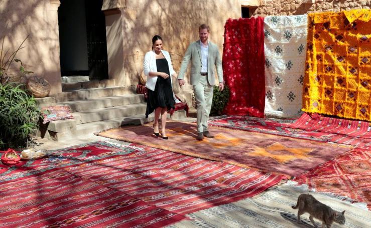 Visita a Marruecos