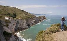 El Geoparque de la Costa Vasca revalida la «tarjeta verde» de la Unesco