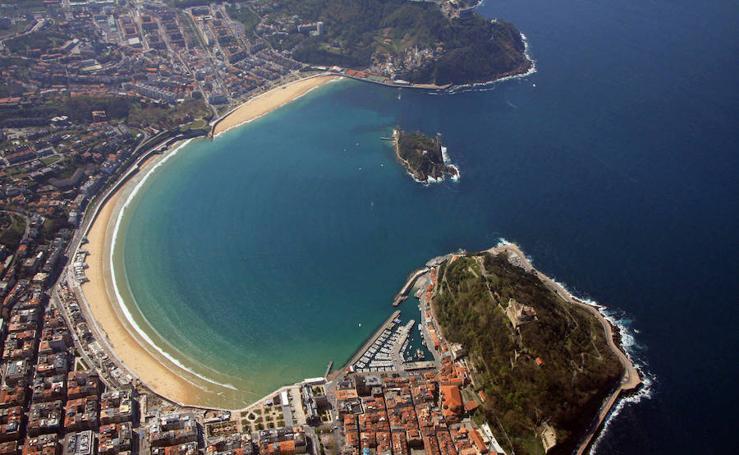 La Concha, la cuarta playa más bonita de Europa