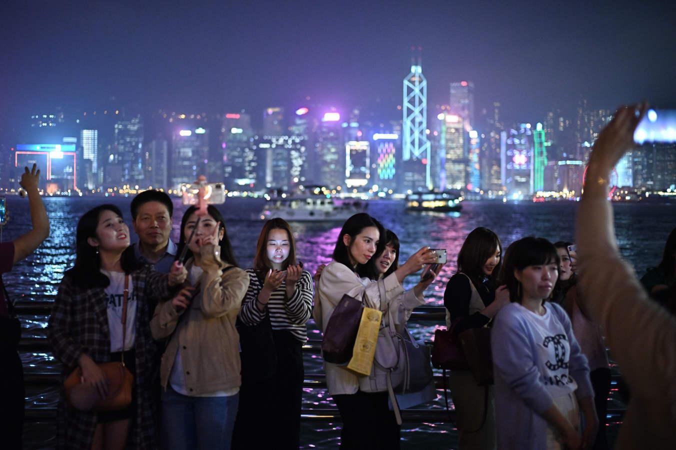 Descrubriendo Hong Kong