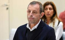 La Audiencia Nacional pone en libertad condicional a Sandro Rosell