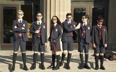 'The Umbrella Academy': «Los X-Men para la gente cool»