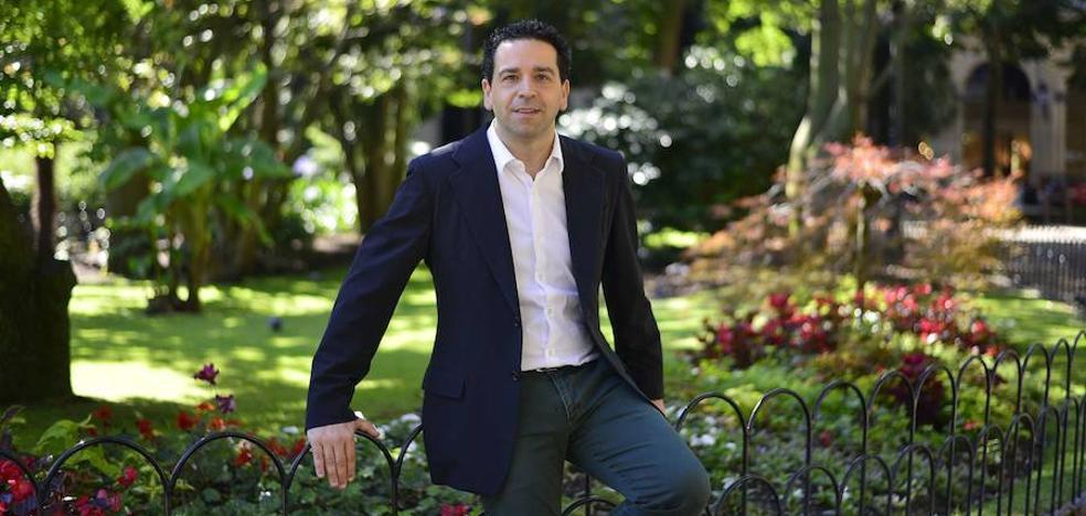 Imanol Lasa: «Hay que fomentar que empresas y entidades guipuzcoanas estén en internet porque es un gran escaparate»