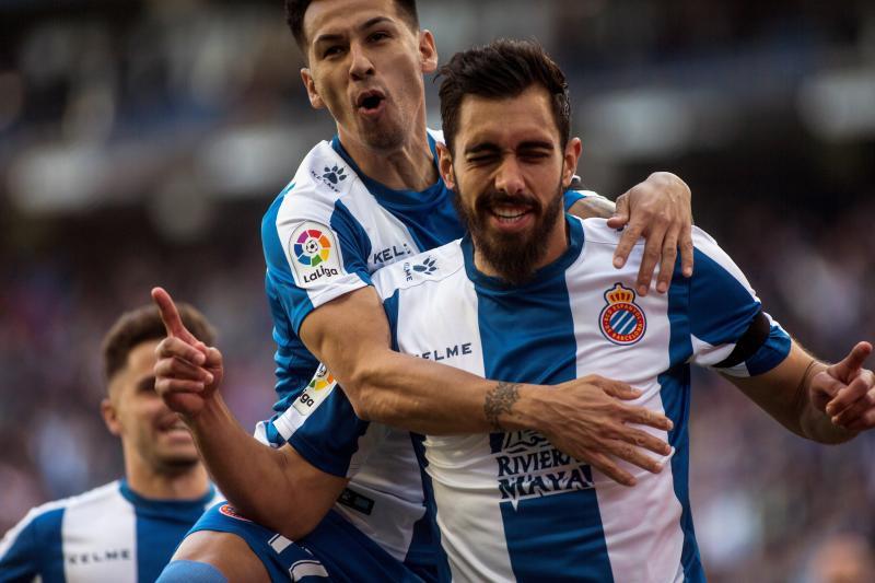 El Espanyol se reivindica a costa del Valladolid