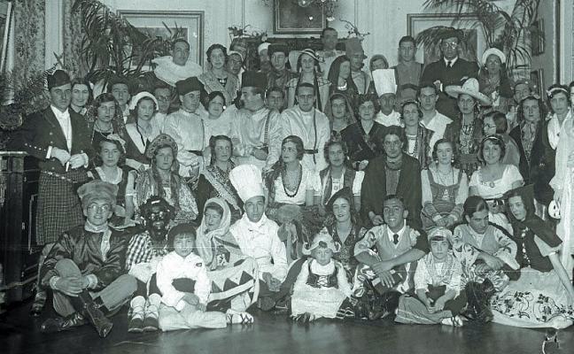 1990 | San Sebastián se llenaba de bailes de máscaras