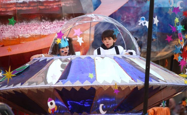 Domingo de carnaval en Errenteria