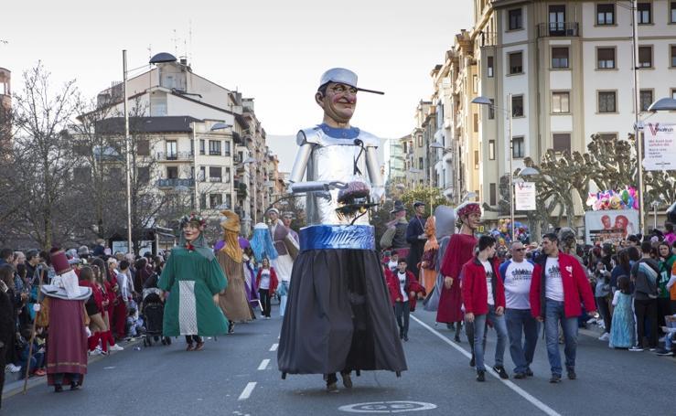 Los Carnavales toman la ciudad