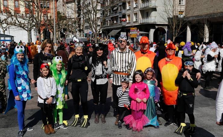 Los Carnavales aterrizan en Eibar